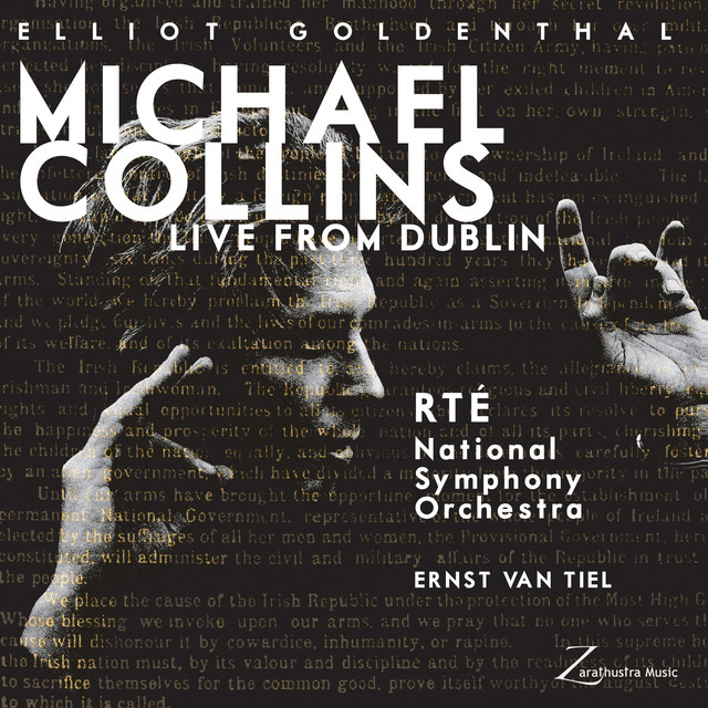 Elliot Goldenthal album cover