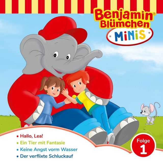 Benjamin Minis - Folge 1: Hallo, Lea! Cover
