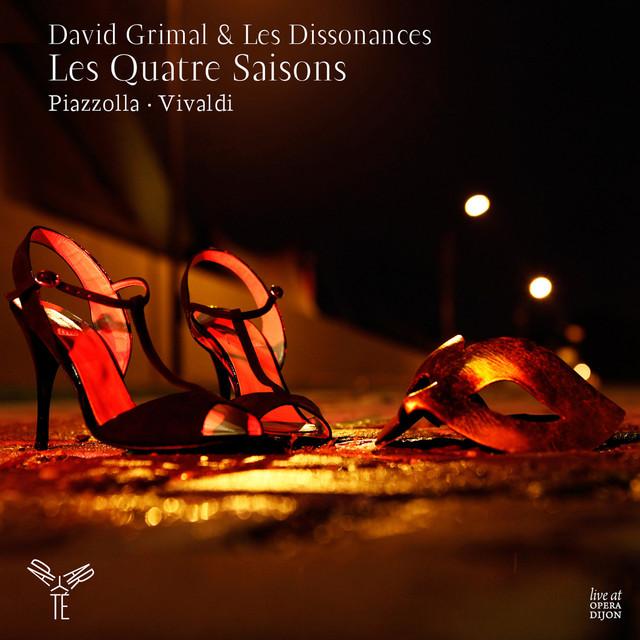 Piazzolla, Vivaldi : Les quatre saisons