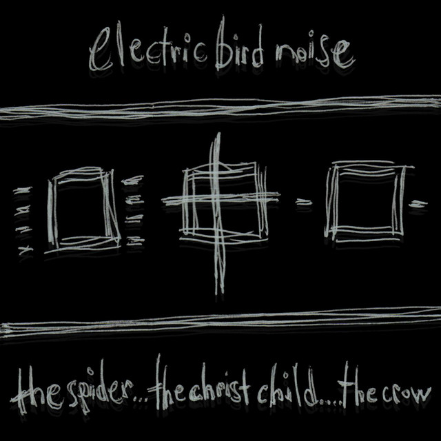 The Spider...The Christ Child...The Crow