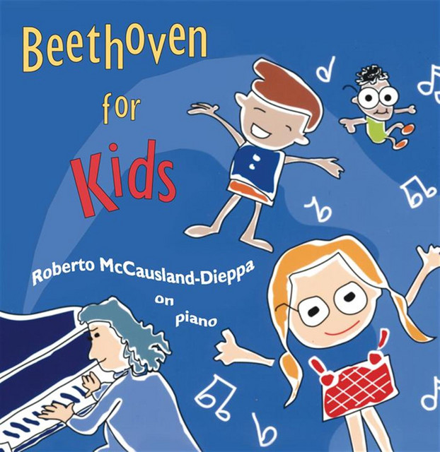 Beethoven - Beethoven for Kids (Piano)