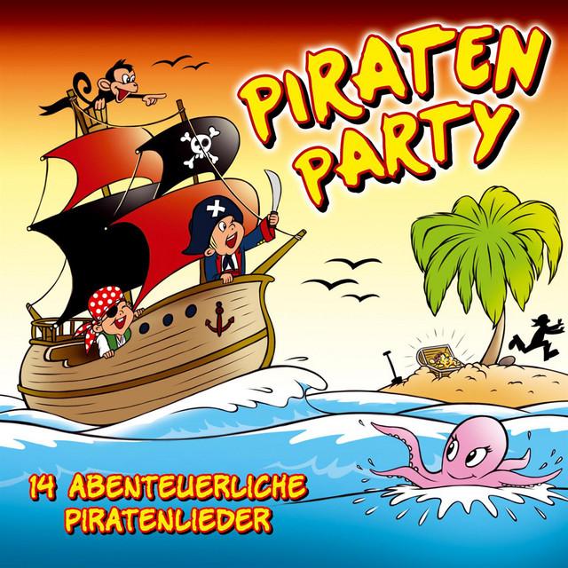 Piraten Party - 14 abenteuerliche Piratenlieder