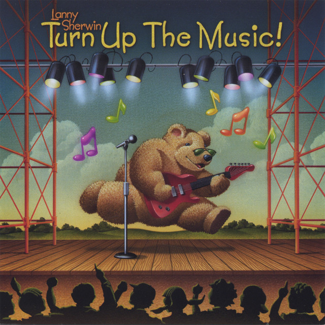 Turn Up The Music! by Lanny Sherwin