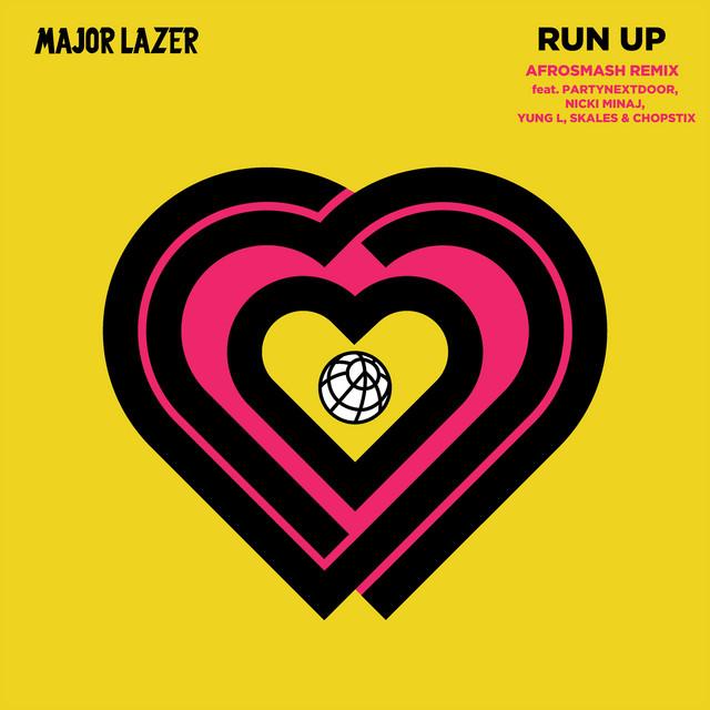 Run Up (feat. PARTYNEXTDOOR, Nicki Minaj, Yung L, Skales & Chopstix) [Afrosmash Clean Remix]