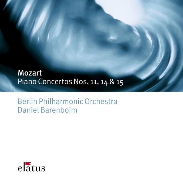 Mozart : Piano Concertos Nos 11, 14 & 15