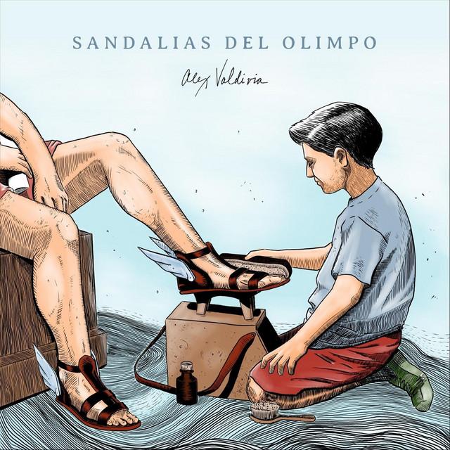 Sandalias Del Olimpo