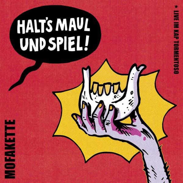 Halt's Maul und spiel (Live)