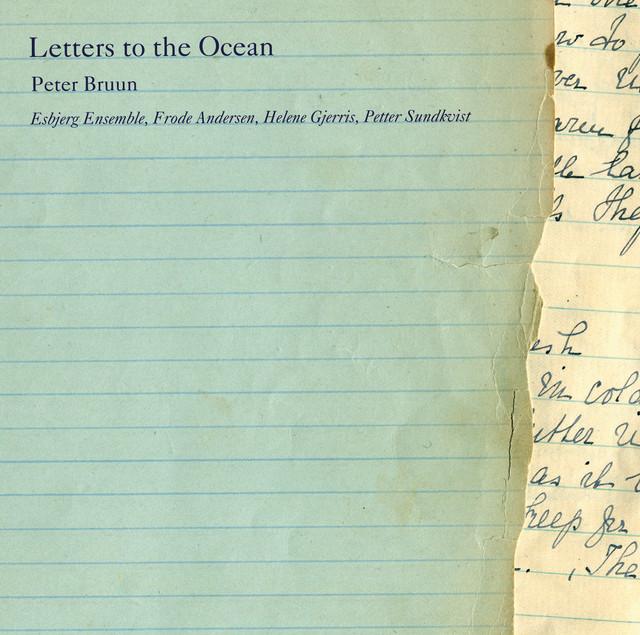 Bruun: Letters to the Ocean