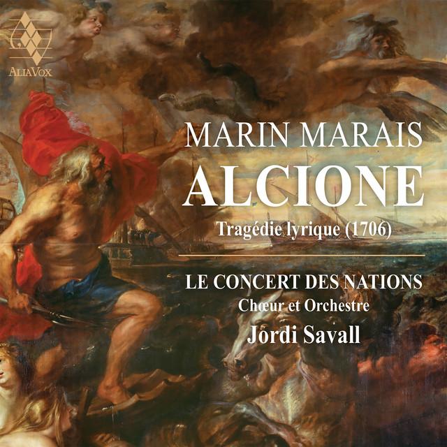 Marin Marais; Alcione