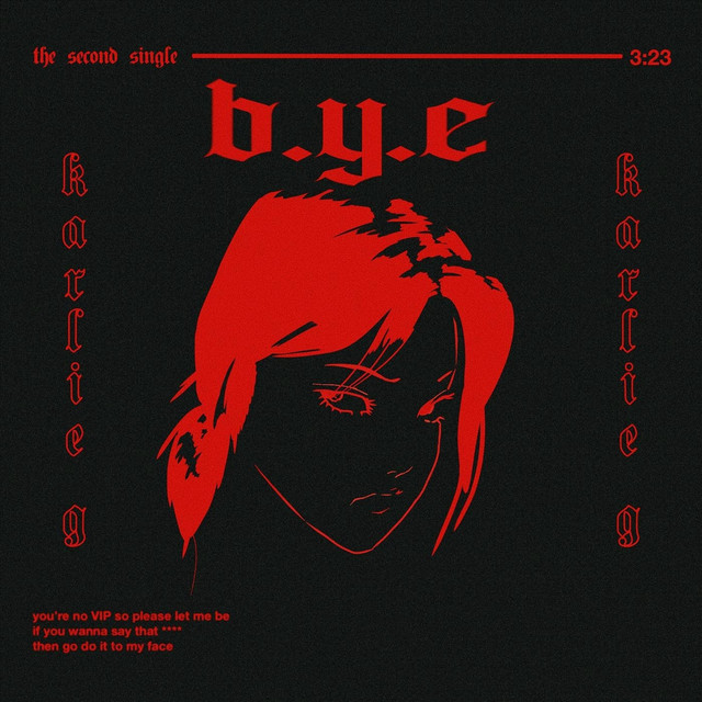 B.Y.E