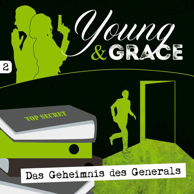 Das Geheimnis des Generals (Young & Grace 2) [Hörspiel] Cover