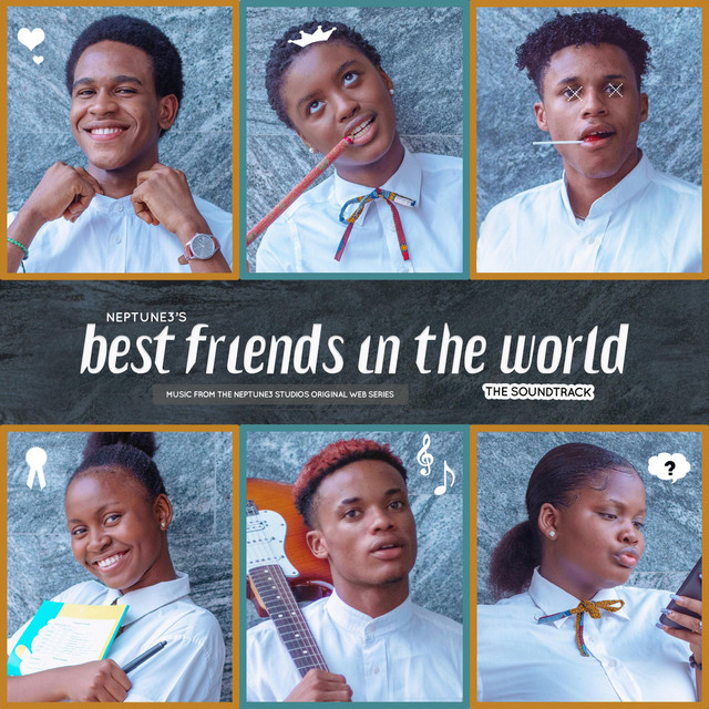 Best Friends in the World (Original Web Series Soundtrack)
