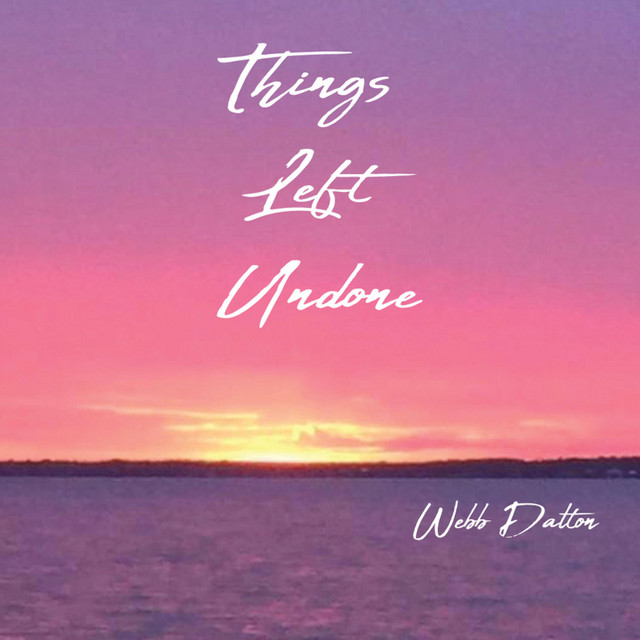 Things Left Undone