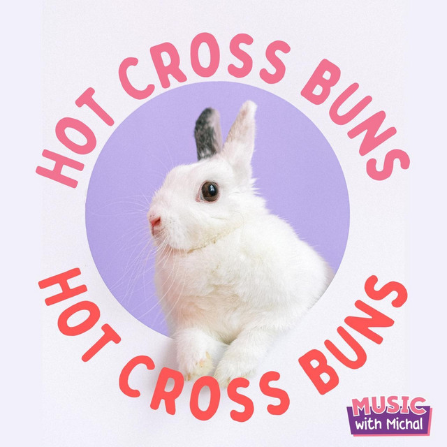 Hot Cross Buns (Easter Song) by Music with Michal