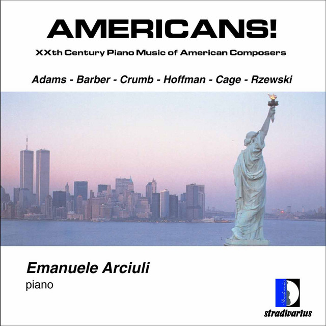 Americans: 20th Century Piano Music of American Composers