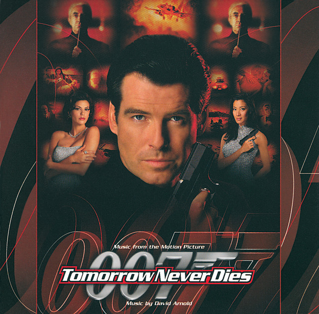 Tomorrow Never Dies - Official Soundtrack