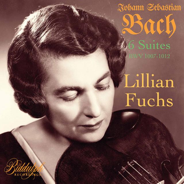 J.S. Bach: Cello Suites, BWV 1007-1012 (Arr. for Viola)