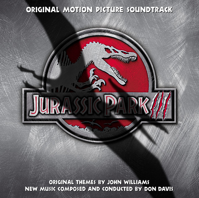 Jurassic Park III - Official Soundtrack