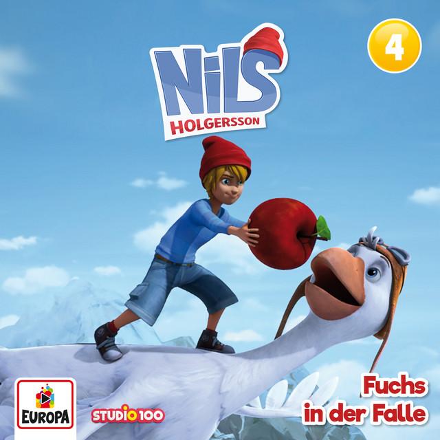04 - Fuchs in der Falle (CGI) Cover