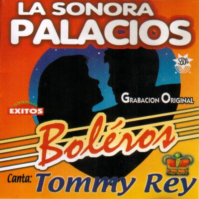 Éxitos Boleros con Tommy Rey