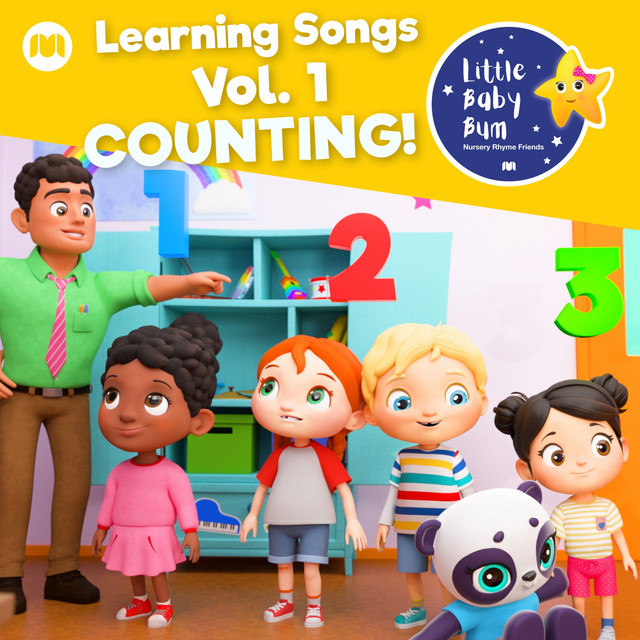 Learning Songs, Vol. 1 - Counting!