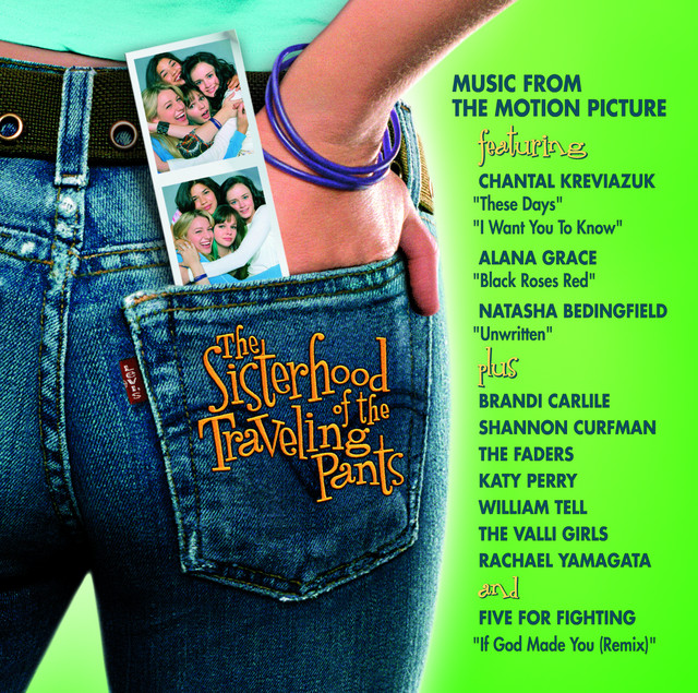 The Sisterhood Of The Traveling Pants - Music From The Motion Picture - Official Soundtrack