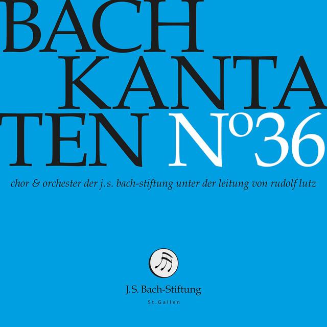 J.S. Bach: Cantatas, Vol. 36 (Live)