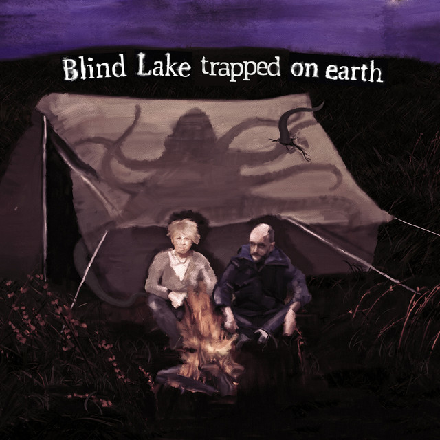 Blind Lake trapped on earth (Instrumental)