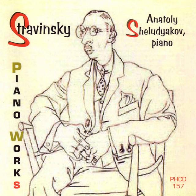 Stravinsky: Piano Works
