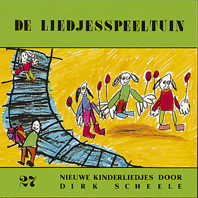 De Liedjesspeeltuin 1 by Dirk Scheele