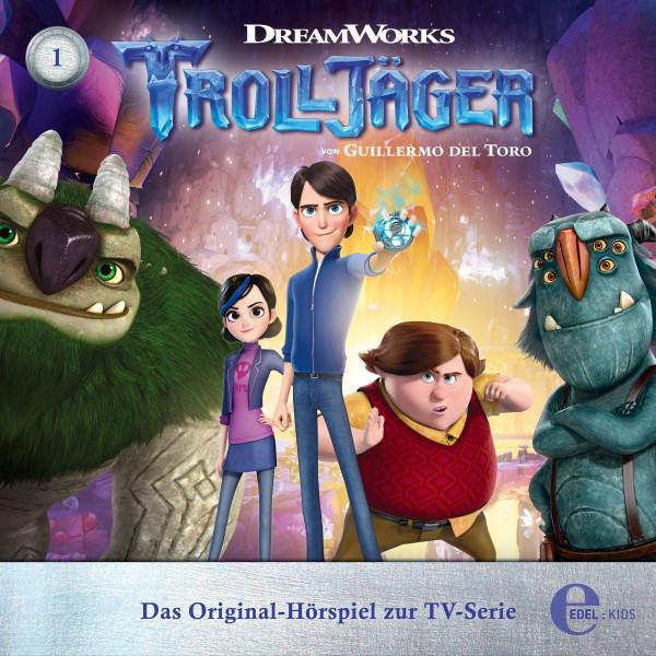 Folge 1: Das Amulett (Das Original-Hörspiel zur TV-Serie) Cover