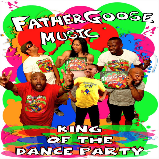 King of the Dance Party by Father Goose
