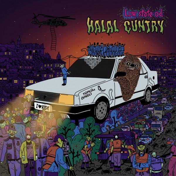 Halal Cuntry