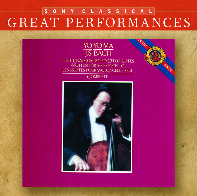 Bach: Cello Suites Nos. 1-6, BWV 1007-1012