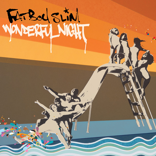 Wonderful Night album cover