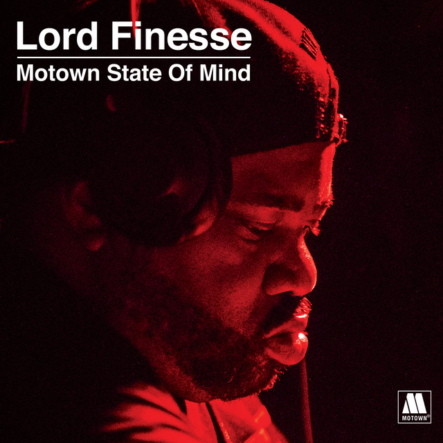 Album cover for Lord Finesse Presents - Motown State Of Mind by Lord Finesse
