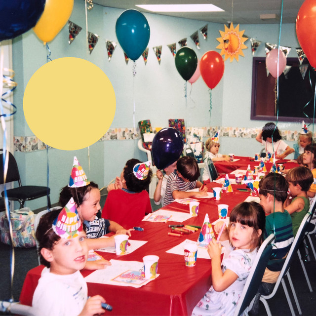 Birthday Boy (Party Favors)