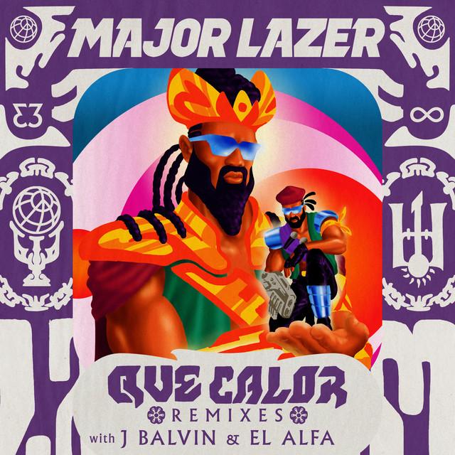 Que Calor (with J Balvin & El Alfa) [Remixes]