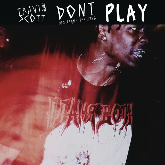Travis Scott album cover