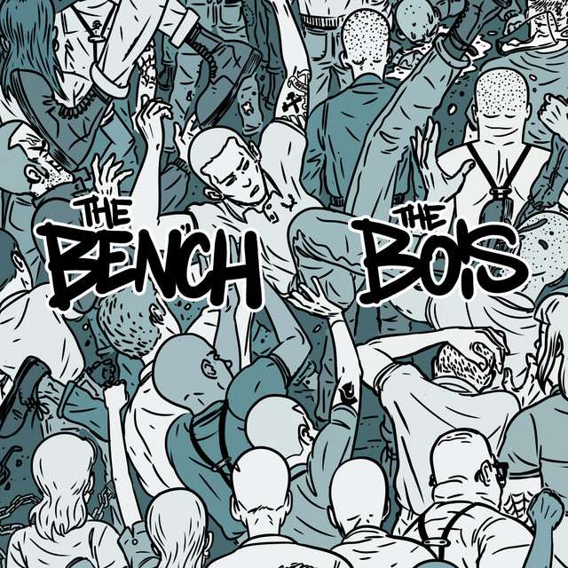 The Bench / The Bois - Split EP