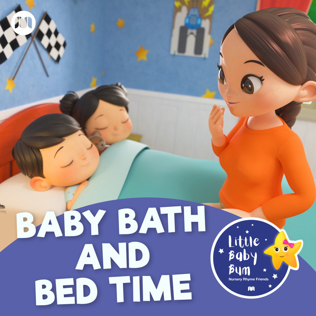 Baby Bath and Bed Time
