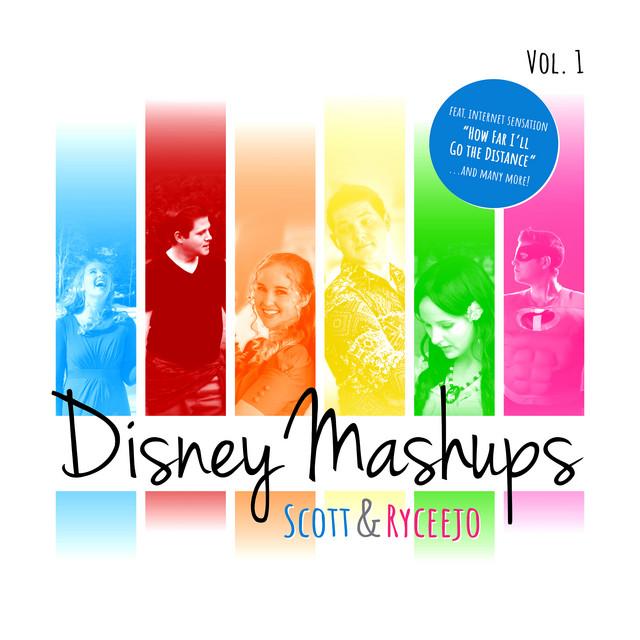 Disney Mashups, Vol. 1