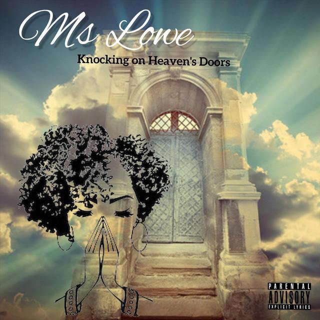 Knockin' On Heaven's Door album cover