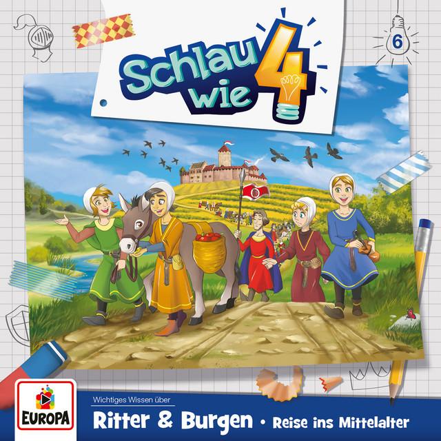006 - Ritter und Burgen. Reise ins Mittelalter Cover
