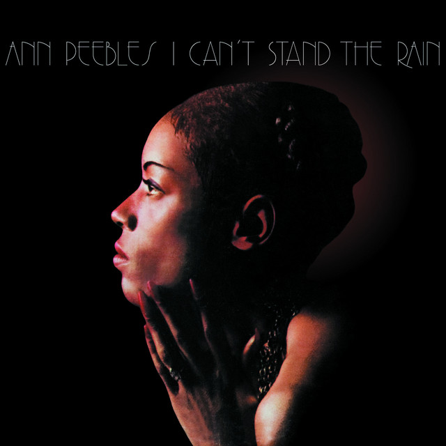 I Can't Stand The Rain album cover