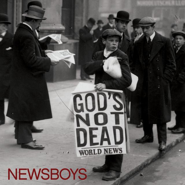 Newsboys album cover