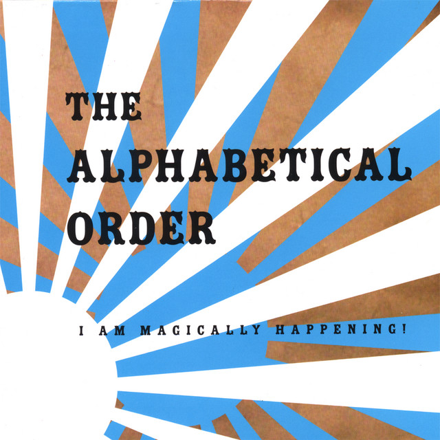 The Alphabetical Order