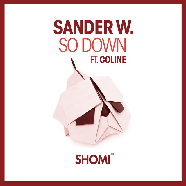 Sander W., Coline - So Down cover