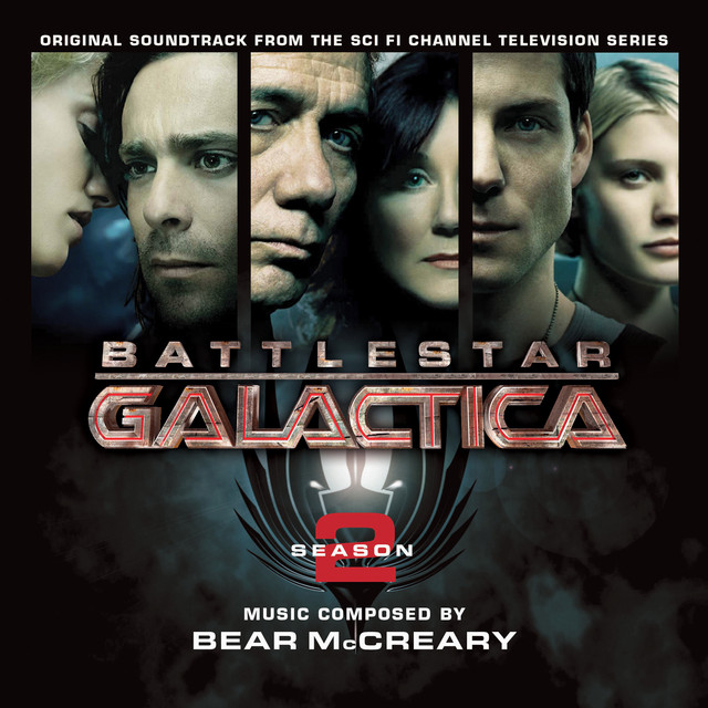Battlestar Galactica: Season 2 (Original Soundtrack) [Remastered]