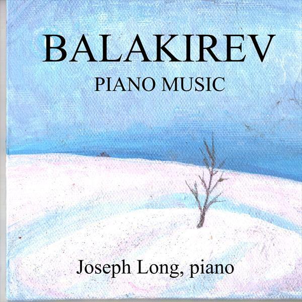 Balakirev Piano Music